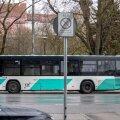 Направляющиеся к центрам вакцинирования автобусы работают по будничному графику