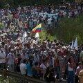 Colombias streigivad kohvikasvatajad