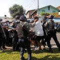 Myanmari meeleavaldused ei näita vaibumise märke