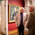 """Näituse """"Ars academica"""" avamine Kadrioru kunstimuuseumis"""