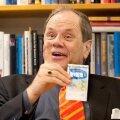 """VAIMUSTUNUD ESTOFIIL: """"Isegi oma raha peale olete kirjutanud Koidula unistuse Eesti-Soome ühisriigist."""""""