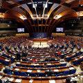 ПАСЕ прекратила санкционное противостояние с Россией. Депутаты от Эстонии были против