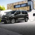 Toyota toob Eestisse elektrilised kaubikud