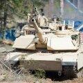 M1A2 Abrams lahinglaskmised