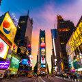 Таймс-сквер закроют в канун Нового года