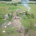 Tornaado hävitustöö ohvriks langenud talu Lätis
