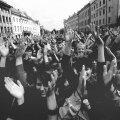 """Tartu muusikapäevadest, mille raames esitati ka """"Viit isamaalist laulu"""", on saanud üks Eesti laulva revolutsiooni sümbol."""