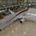 MRJ-90. Foto: Mitsubishi Aircraft / flightglobal.com