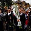 ФОТО: В Кохтла-Ярве отпраздновали День знаний