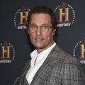 Pilt selge: hurmurist näitleja Matthew McConaughey avaldas, miks ta pole kunagi deodoranti kasutanud