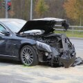 ФОТО DELFI: Пьяный водитель устроил аварию в Пирита