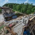 Sämi silla taastamine kestab sügiseni ja enne septembrit ei ole endise liiklusolukorra taastumist loota.