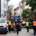 Šveitsis vigastas mees mootorsaega viit inimest