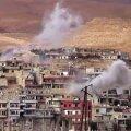 Türgi kutsus Iraani takistama Süüria valitsuse relvarahurikkumisi