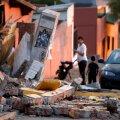 VIDEO: Tšiilit tabas 7,6-magnituudine järeltõuge, taas anti tsunamihoiatus