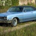SUUR AMEERIKLANE: Buick Electra 225 oli pikima teljevahega, 126,3 tolli. Vallo Kruuser