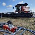 Aru Põllumajanduse OÜ kombainide võistlus.