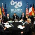 G20 liidrid: Brexit tooks maailma majandusse šoki