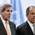 John Kerry ja Sergei Lavrov