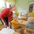 Õpetaja lasteaias