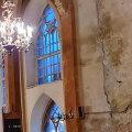 Tartumaal asuva ajaloolise Äksi Andrease kiriku sisemus. Sellel kirikul on elujõuline kogudus