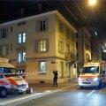 Zürichi mošees sai tulistamises kolm inimest haavata