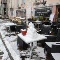 Suletud söögikohad Tallinna vanalinnas