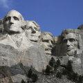 Rushmore'i neli presidenti.
