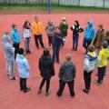 Käsil on Eesti ja Tšehhi noorte ühine mäng