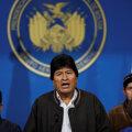 VIDEO | Boliivia president Morales andis protestijate survele järele ja tühistas valimiste tulemuse