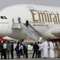 A380 hiljutisel lennundusnäitusel.
