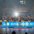 Berliini Alba krooniti teist aastat järjest Saksamaa meistriks.