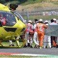 VIDEO | MotoGP etapi kvalifikatsioonis kukkunud noor šveitslane on haiglas kriitilises seisundis