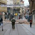 Täna varahommikul tabas Zagrebit võimas maavärin.