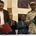 Sudaani sõjavägi ja meeleavaldajad allkirjastasid võimu jagamise dokumendi
