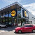 Дата открытия Lidl в Эстонии по-прежнему неизвестна, но в магазины уже ищут работников