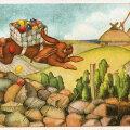 Wabariigi-aegne postkaart