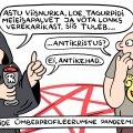 Satanistide ümberprofileerumine pandeemiaajastul