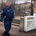 VIDEO   Soome politsei lohutab kodanikke kunagise Georg Otsa lööklauluga
