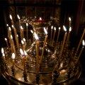 Nevski katedraalis tähistati Vene õigeusu kombe kohaselt jõuluaja saabumist.