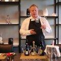 VAHUVEINIKOOL: Kuidas teha vahet ja kuidas valida aastavahetuseks õiged šampanjaklaasid?