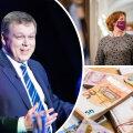 PÄEVA TEEMA | Lauri Hussar: sarivaras Mailis Reps tuleks poliitikast minema saata