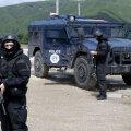Kosovo politseioperatsiooni käigus peeti kinni ÜRO personali liikmed, sealhulgas venelane