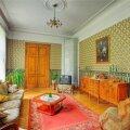 Külaliste ehk roheline tuba.