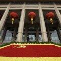 Hiina kommunistlik partei koguneb parteikongressi eelsele pleenumile
