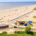 Uue ilme saanud Pärnu rannast leiab ka uued söögikohad.