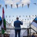 Henn Põlluaasa presidendikampaania Tartus