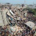 Bangladeshi varinguohvrite arv ületas 700