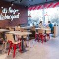 Kristiine keskuses avati juba teine KFC restoran