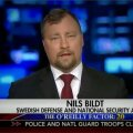 VIDEO: Telekanal esitles Rootsi julgeolekunõunikuna tundmatut meest